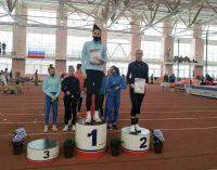 Сакчане на соревнованиях в Краснодаре