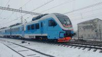 Электрички в Евпаторию ускорились, 10 февраля 2021