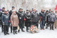 В Саках прошёл митинг, 13 февраля 2021