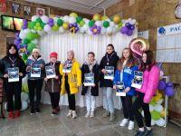 Чемпионат по гребле-индор в Саках