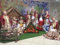 Концерт в санатории Пирогова