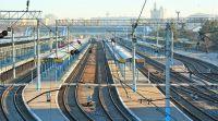 Железная дорога к аэропорту Симферополя, 5 апреля 2021