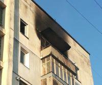 Пожар на Курортной