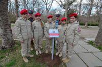 Места боевой славы глазами юных патриотов, 10 апреля 2021