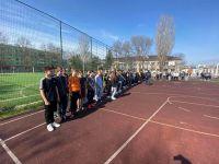 В Саках прошёл этап спортивных игр школьников