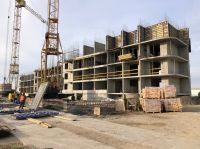 В Саках началось строительство 198-квартирного дома, 13 апреля 2021