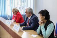 Первое заседание Совета территорий, 21 апреля 2021