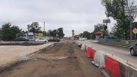 Аксёнов недоволен темпами расширения Евпаторийского шоссе, 13 мая 2021