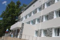 Открылось родильное отделение сакской больницы