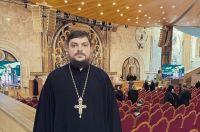 Настоятель Свято-Ильинского храма на пленуме в Москве