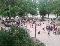 В Саках началась летняя кампания для школьников