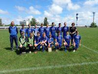 Юные сакские футболисты вышли в финал