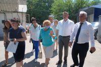 Саки посетил Евгений Кабанов, 10 июня 2021