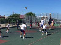 Турнир по волейболу в Саках