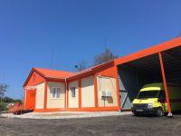 В Саках построят подстанцию скорой помощи