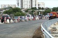 Проезд по Евпаторийскому шоссе откроют 10 июля