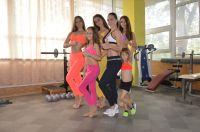 В Саках объявляется набор детей на фитнес