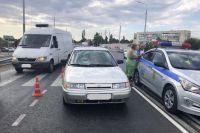 На Евпаторийском шоссе сбит ребёнок