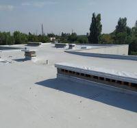 В Саках завершён ремонт крыш