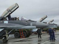 В Саки прилетели истребители Северного флота