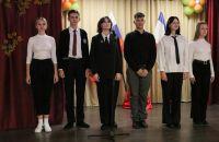 В Саках избраны школьные президенты