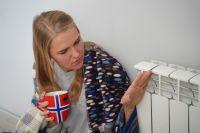 В Саках не во все многоэтажки дали отопление