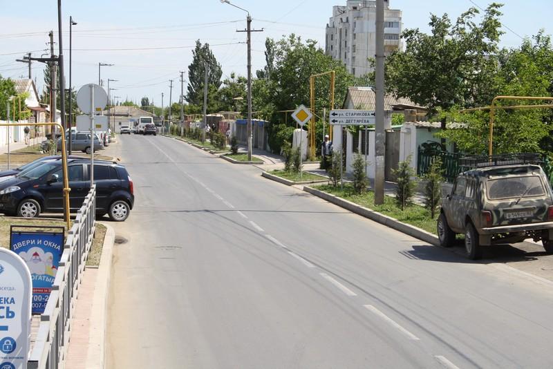 Саки ул. Симферопольская