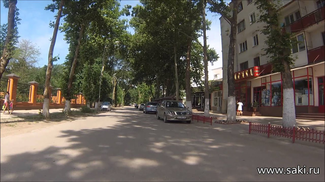 Курортая от Пирогова до ул. Революции