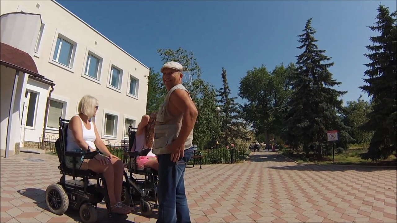 Санаторий им.Пирогова 2015 - привью к видео O-tfJW1wPTs