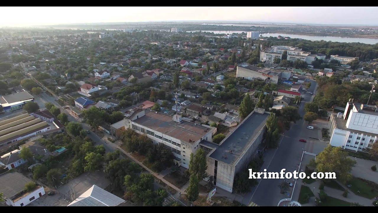 Свято-Ильинский храм в Саках, часть 2 - привью к видео rNcK5TjfKTM