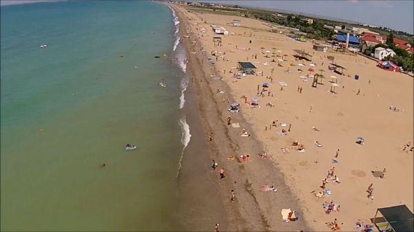 """Пляж Базы Отдыха """"Прибой"""""""