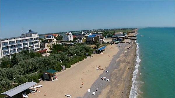 """Пляж Базы Отдыха """"Уют"""""""