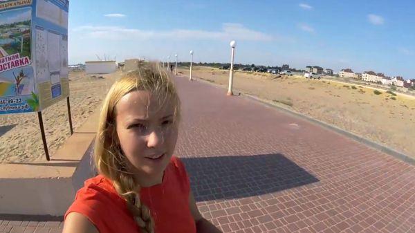 Сакский курорт в августе 2016 - привью к видео yDzB3GZ3opU