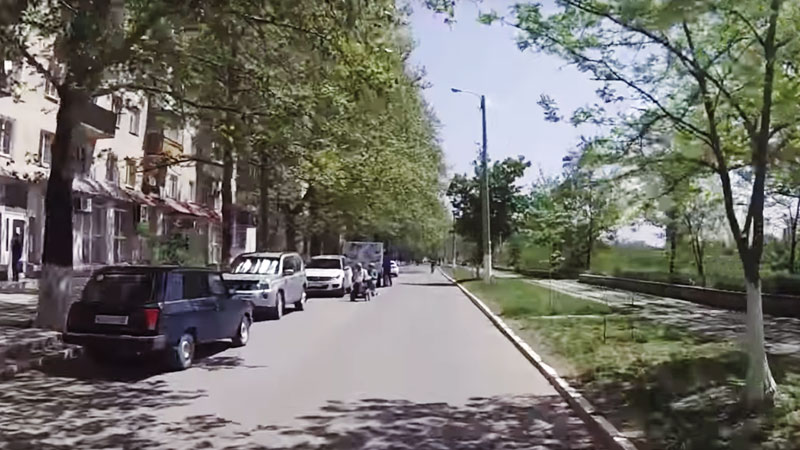 Субботняя весенняя прогулка - привью к видео tYfxpjVnOn4
