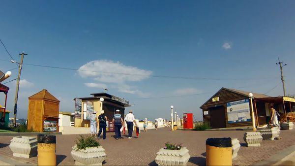 Набережная в Новофедоровке - привью к видео sullrGYEcy4