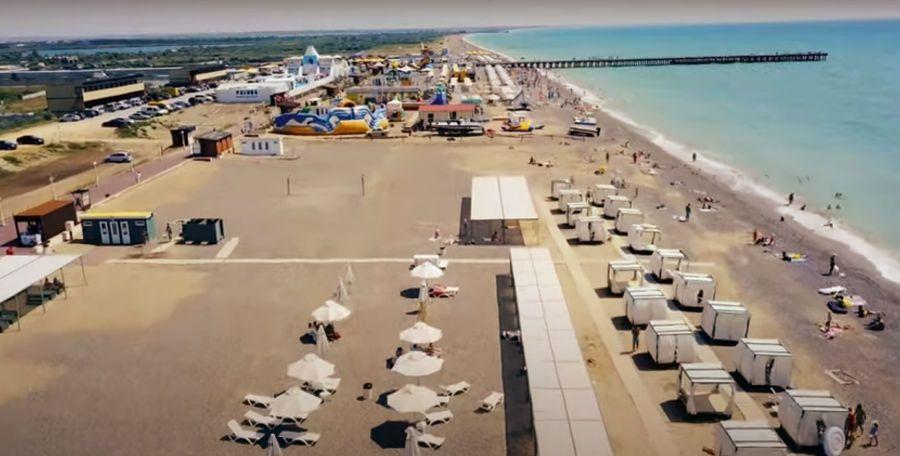 Новофедоровка - лучшее место для отдыха в Крыму