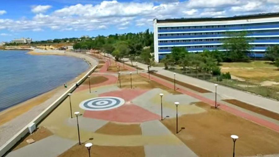 Набережная солёного озера - привью к видео WQISoNa3lmQ