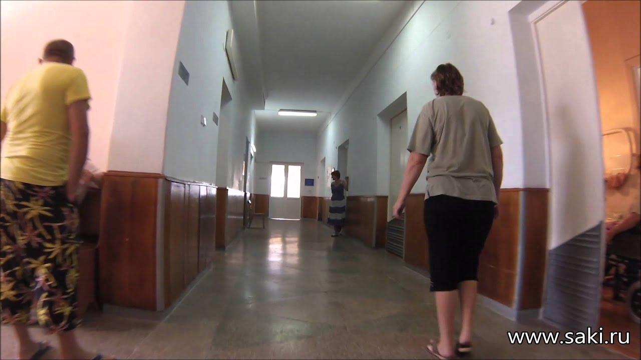 Спинальное отделение санатория Пирогова - привью к видео SOkPQ9jqjXM